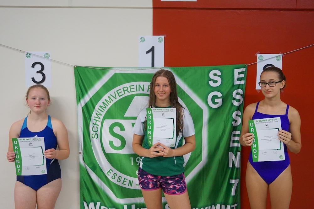 SV Horst 2018 Vereinsmeisterschaften