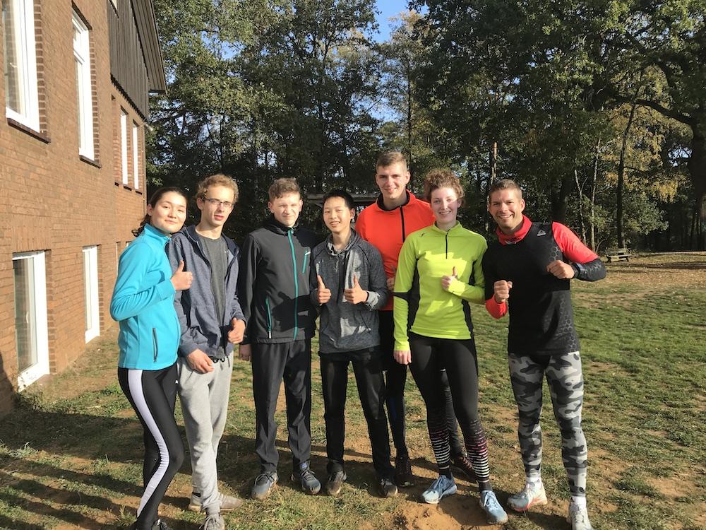 SV Horst 2018 Trainingslager